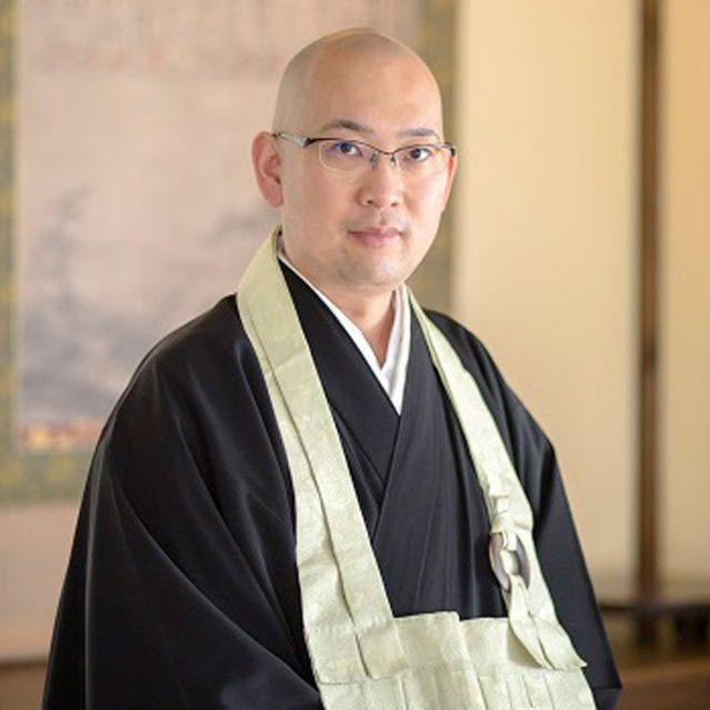 オンライン坐禅体験の講師の写真