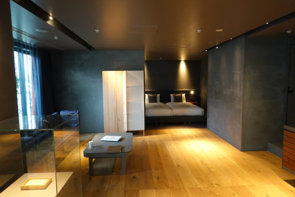 華道体験を実施した「TOKYO CRAFT ROOM」