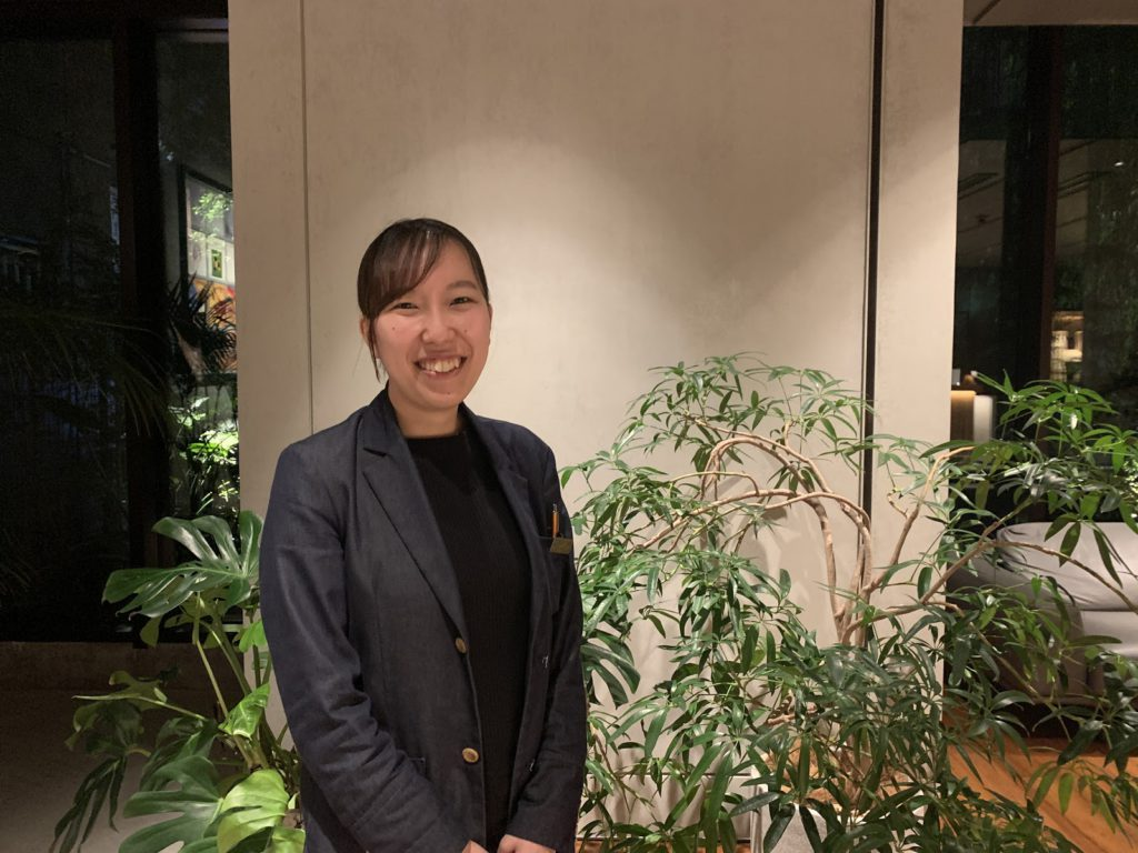 HAMACHO HOTEL TOKYO のイベント企画担当者の写真