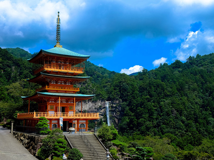 日本文化体験のできるお寺の写真